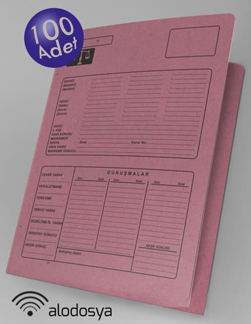 Avukat Dosyası AL100BRC