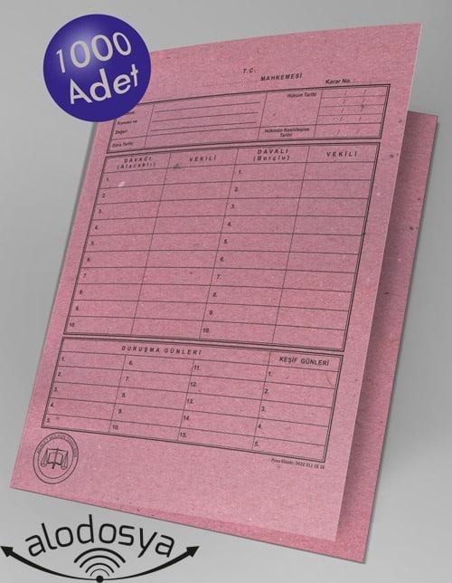 Avukat Dosyası AL1000P