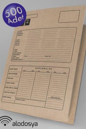 Avukat Dosyası AL500BRK